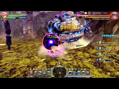 Dragon Nest SEA Force User solo Manticore Nest Abyss 9:16