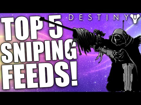 Destiny: Top 5 Sniper Feeds & Sprees Of The Week / Episode 42