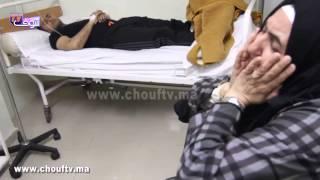 حصريا على شوف تيفي  تفاصيل سقوط مروان و إصابته بكسر في يده خلال مسابقة لالة لعروسة