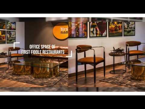 How to achieve a distinctive office interior design on a modest budget | Bent Chair