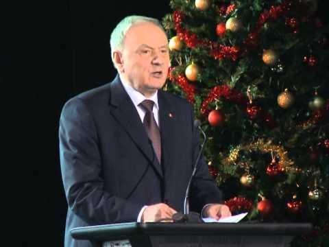 Președintele Nicolae Timofti a participat la Gala premiilor de performanță Edelweiss