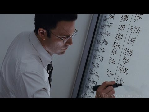The Accountant (TV Spot 12)