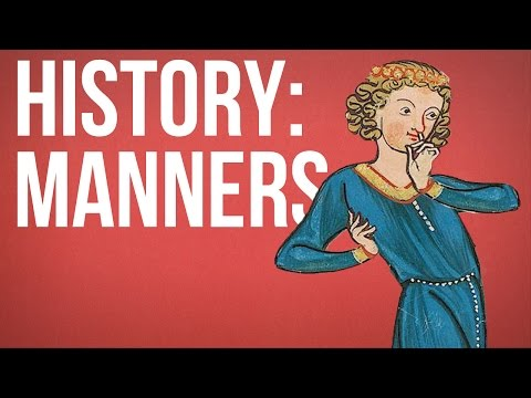 How Manners Have Evolved Throughout History