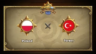 POL vs TUR, game 1