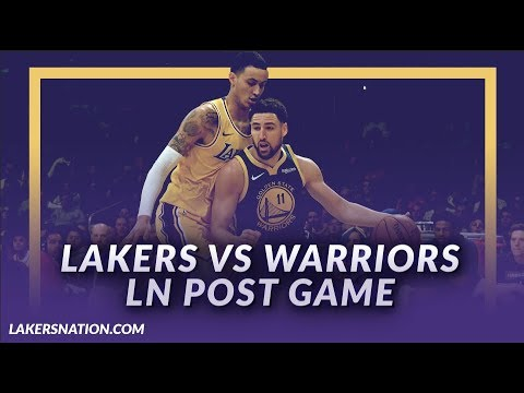 Video: Lakers Discussion: Lakers Lose to the Warriors, Ingram Plays Point, Klay Sets Record