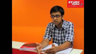 Student Speak – Krishnakant