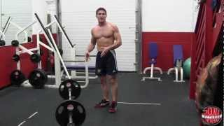 How To: Romanian Deadlift (Barbell)