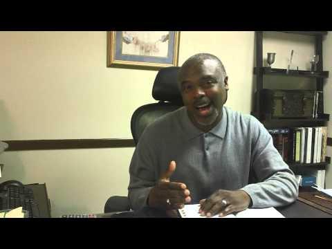 "Pastor Brown's Prayer for the week ""Love Is"" John 3:16"