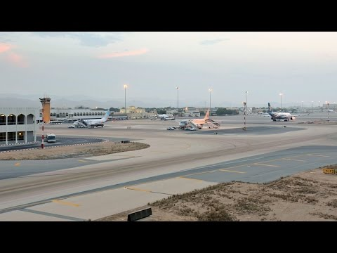 Passengers travelling on early morning flights in and out of the capital are coping with delays three times a week as maintenance work forces bosses to close the runway at Muscat International Airport.