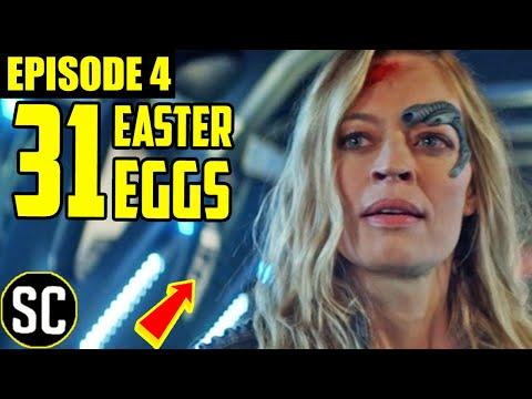 Star Trek: PICARD- Every Easter Egg in Episode 4 + Breakdown & Theories