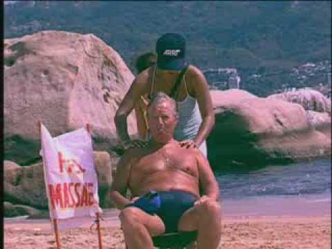 La broma de los masajes