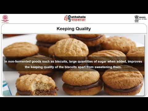 Role Of Ingredients In Baked Products Manufacture-2: Shortening And Sugar