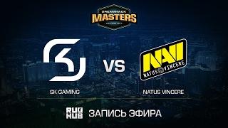 SK Gaming vs Natus Vincere - DH Las Vegas - map2 - de_train [yxo, Enkanis]