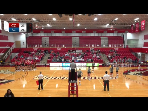 2018 Volleyball - Casper College vs. Sheridan College