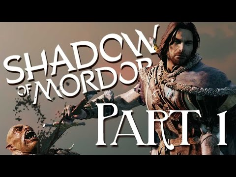 Earth - Max and Bill start out in Middle Earth: Shadow of Mordor, the new action title set in the Lord of the Rings universe. Bill isn't very interested in this game, but his attitude may soon change....