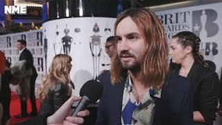 Brit Awards 2016: Tame Impala On Rihanna Cover