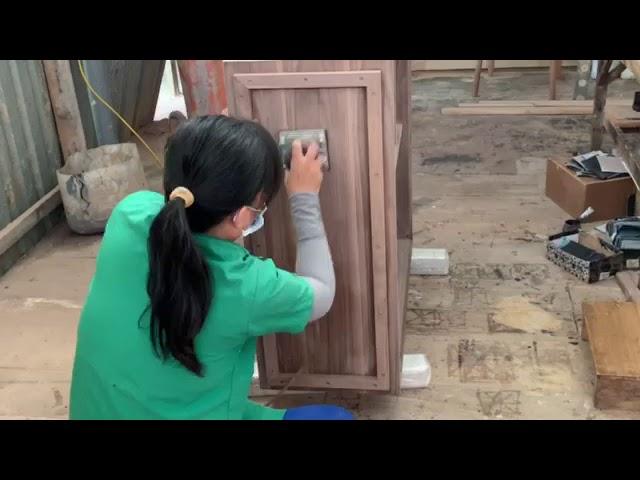 Gia công gỗ thành phẩm