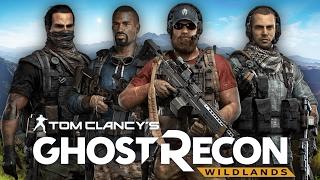 Ghost Recon Wildlands - Nachteinsatz! [Closed Beta]