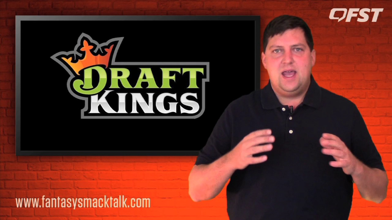 Daily Fantasy Football: Week 12 DraftKings Value Picks thumbnail