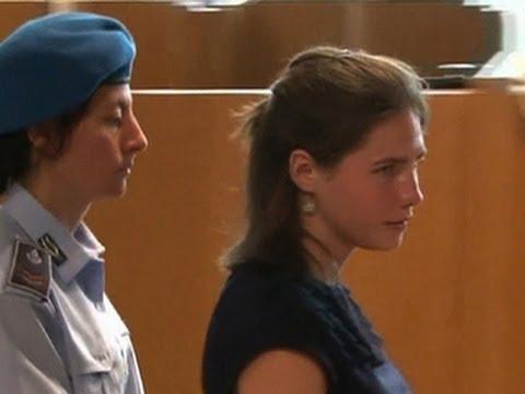Amanda Knox won't return to Italy for retrial
