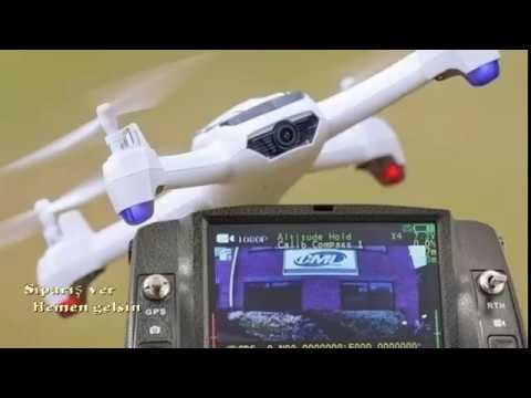 Rüzgarlı Havada Drone Uçuşu