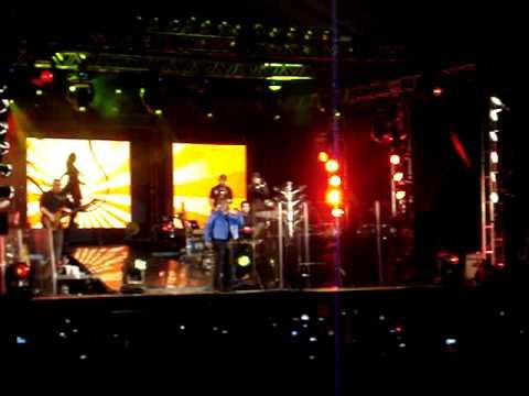 Sissi - Show do Alexandre Pires em Bagé / RS