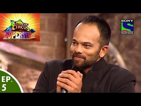 Video Comedy Circus Ke Superstars - Episode 5 - Rohit Shetty & Bappi Lahiri Special download in MP3, 3GP, MP4, WEBM, AVI, FLV January 2017