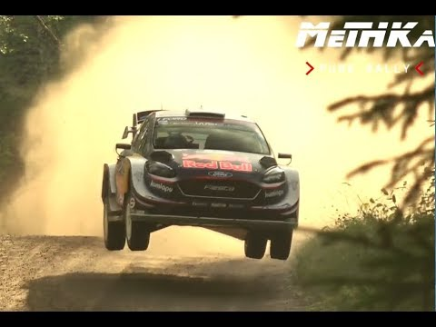 Wrc Rally Finland 2018 by 555rallyTV