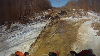 7. Slush and Meadows - '01 KTM 300 MXC