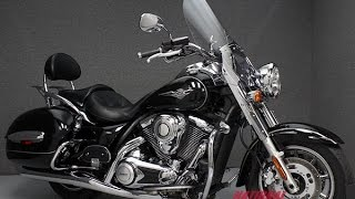 4. 2009 KAWASAKI VN1700 VULCAN 1700 NOMAD - National Powersports Distributors