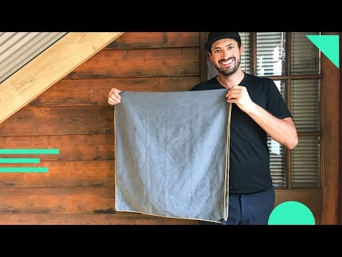 Best Towel for Travel? PackTowl Personal quick-dry microfiber towel review