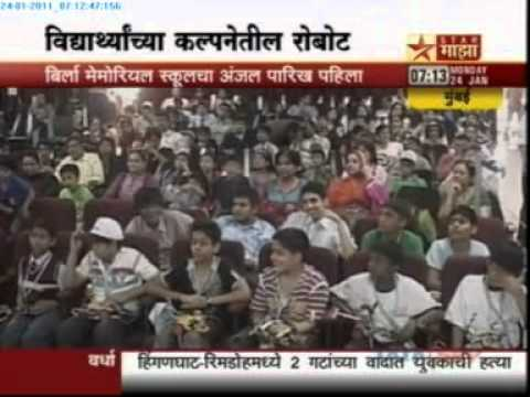 TRICKS 2010 coverage by Star Mazaa (Marathi)