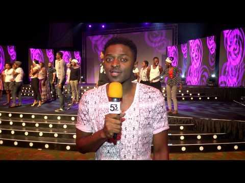 Ozzy Agu as 53Extra co-host and field presenter