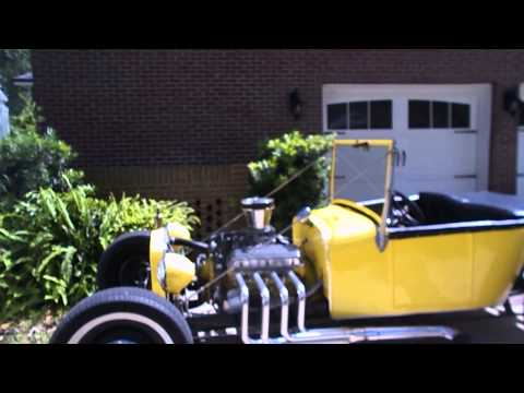 ANDREA'S FINDS…1927 T BUCKET….FOR SALE