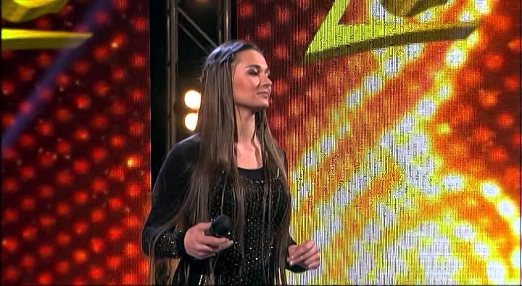 Ivona Negovanovic – Ja nemam drugi dom i Bato bre – Zvezde granda 2014 – ženska grupa