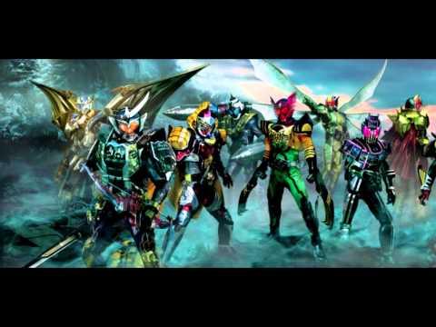 Kamen Rider Girls: Exploded (видео)