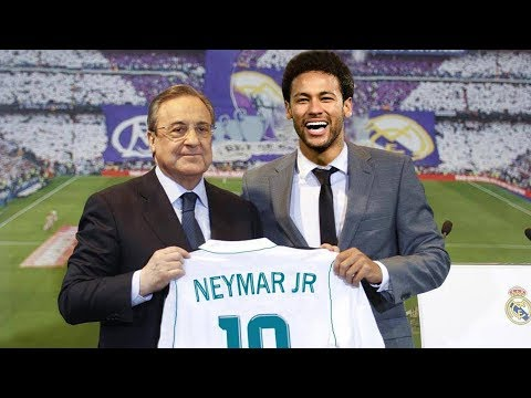 Neymar Jr Welcome To Real Madrid 300 000 000€? Confirmed & Rumours Summer Transfers 2018