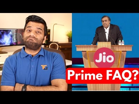 Jio Prime Offer? FAQs Answered..The Hidden Details!!!