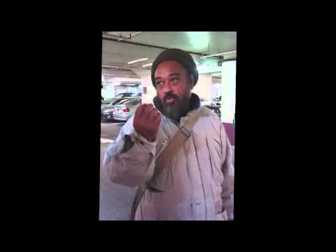 Mooji Wisdom: Spontaneous Wisdom from Mooji in the Carpark