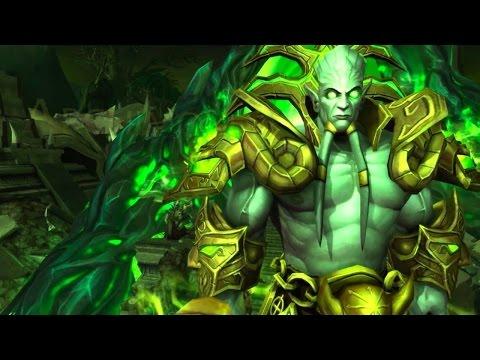 World of Warcraft Official Hellfire Citadel Trailer