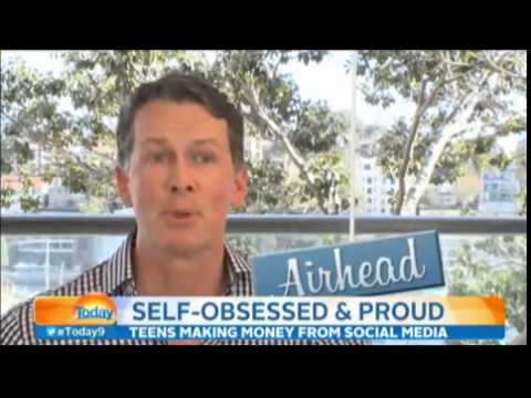 'I will spray tan my child': Selfie obsessed Kurt Coleman says he wouldn't hesitate to bronze his b
