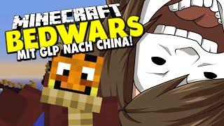 Video MIT GERMANLETSPLAY NACH CHINA! + LING LING! ✪ Minecraft Bedwars Woche Tag 123 mit GLP MP3, 3GP, MP4, WEBM, AVI, FLV April 2018