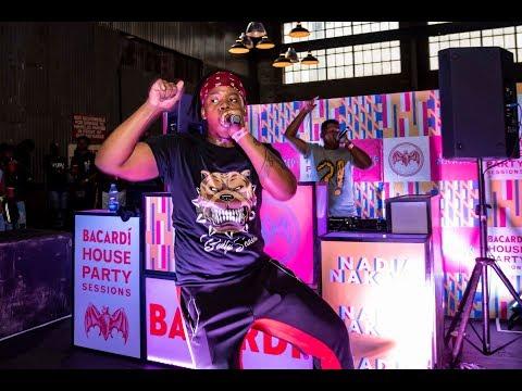 Kid Tini – New School Bully live performance