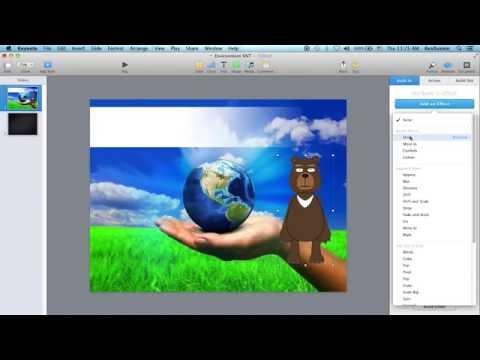 CrazyTalk Animator 2 Tutorial – Create Animated Effects in Powerpoint/Keynote