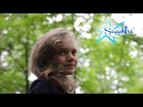 Birdy (musician) - This is me, Sapphire, singing