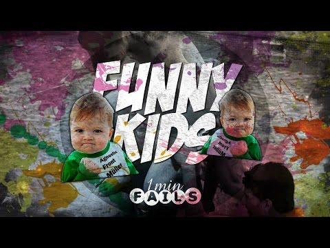 1min FAILS || FUNNY KIDS || FAIL COMPILATION #3