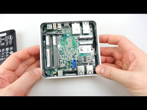 intel - Assembling and testing the super fast, super small Intel NUC Mini PC. Includes a few handy DIY tips. Links to all the items seen here: http://goo.gl/KmQh6b.
