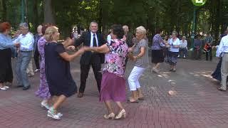 Танці в парку Шевченка просто неба, для тих, кому за…