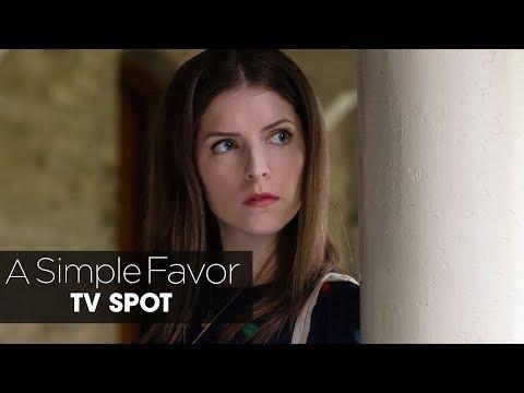 """Un pequeño favor - Official TV Spot """"Trouble""""?>"""