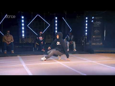 Spin vs Shazad (top 16) // .stance // Break Mission x B-Side Hip Hop Festival 2020